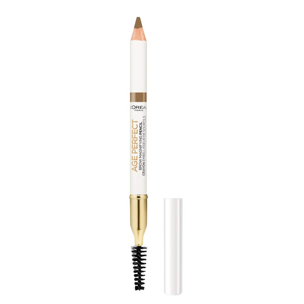 L'Oreal Paris Age Perfect Brow Magnifying Pencil with Vitamin E, Blonde