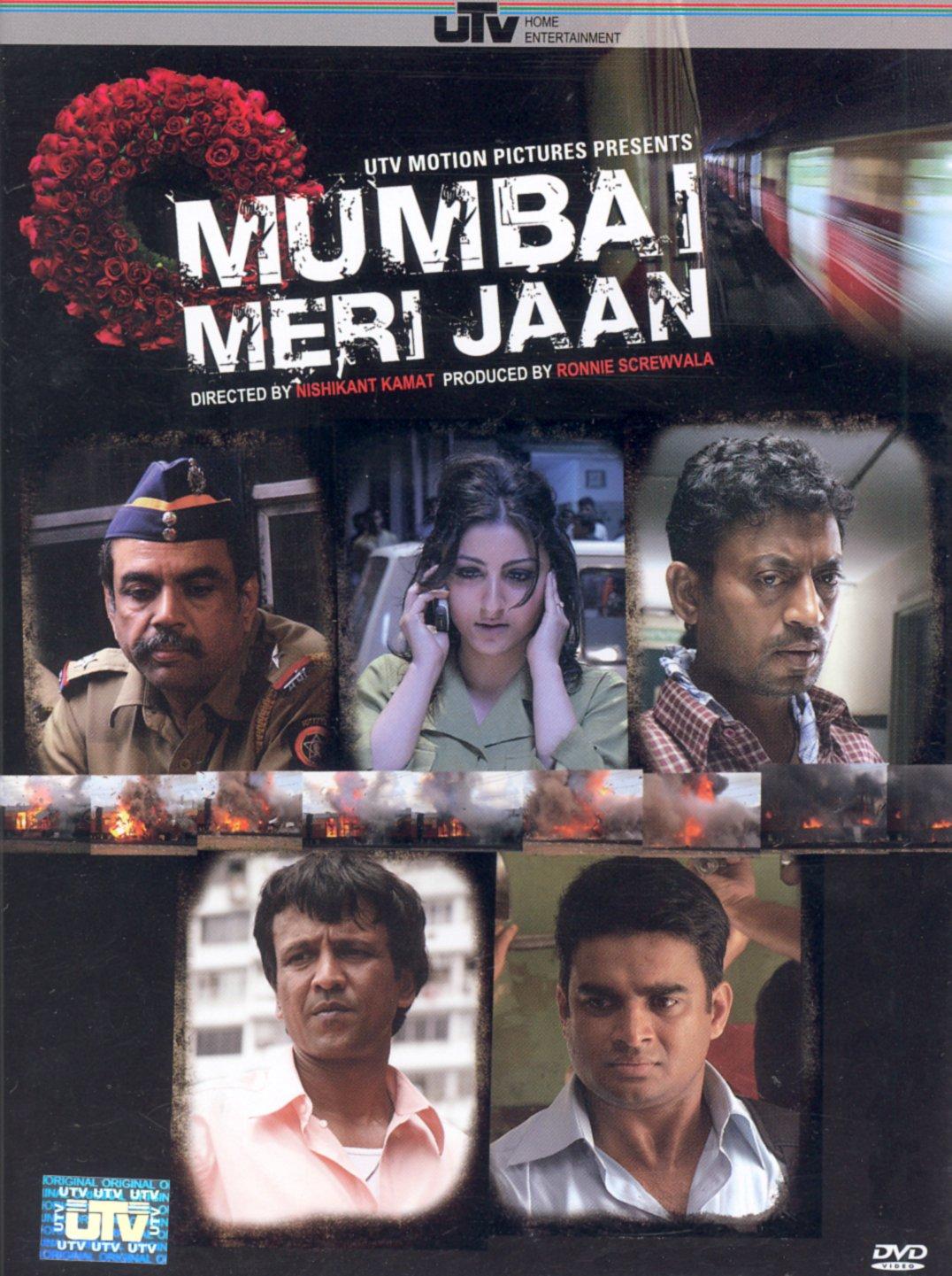 Mumbai Meri Jaan (DVD) (2008) (Hindi Film DvD/Indian Cinema/Bollywood/Thriller/Paresh Rawal)