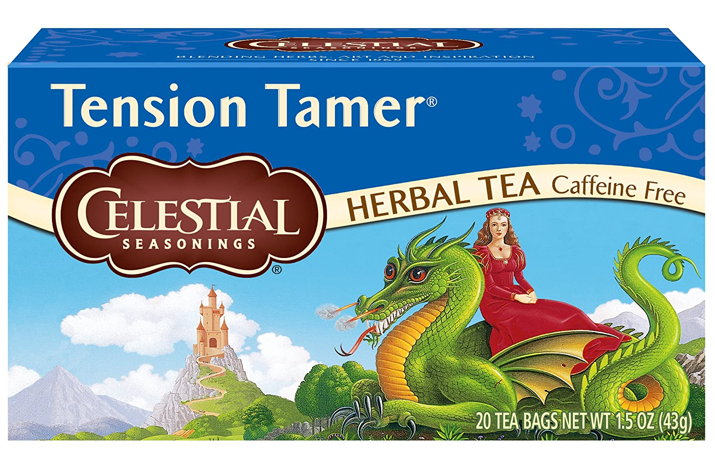 Celestial Seasonings Tension Tamer Tea, 20 ct