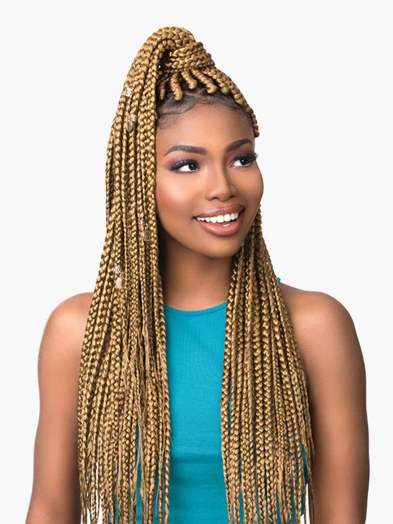 Sensationnel Synthetic Hair Braids X-Pression 3X RUWA PRE-STRETCHED Braid 24
