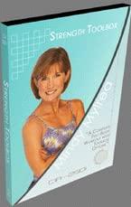 CIA 2501 Mindy Mylrea's Strength Toolbox DVD