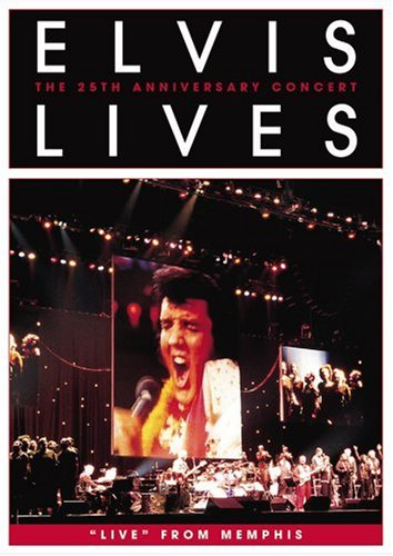 Elvis Lives: The 25th Anniversary Concert Live From Memphis (DVD Amaray Packaging)