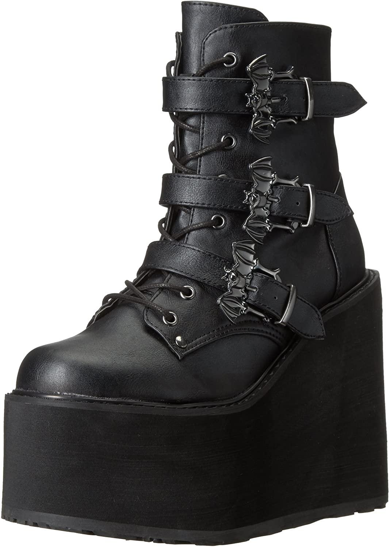 Demonia Women's Swing-103 Ankle Boot