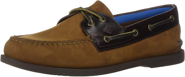 Sperry Men's A/O 2-Eye Plush Boat Shoe