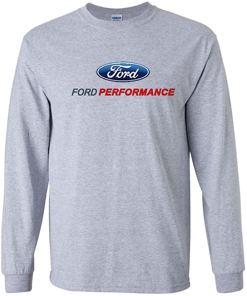 Ford Performance Long Sleeve T-Shirt Ford Mustang GT ST Racing