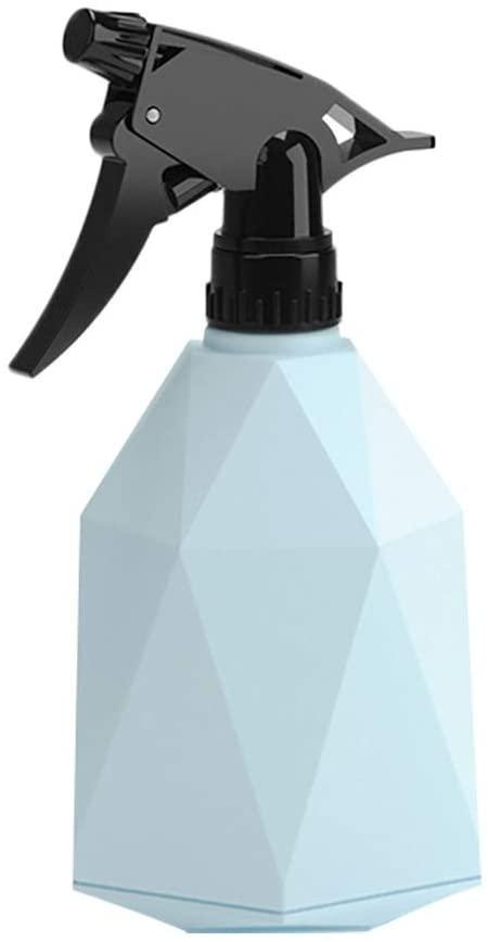 heiyun Flower Planting Sprayer Irrigation Tool Hairdressing Spray Bottle Water Cans Watering Plants Pot Sprinkler(Blue)