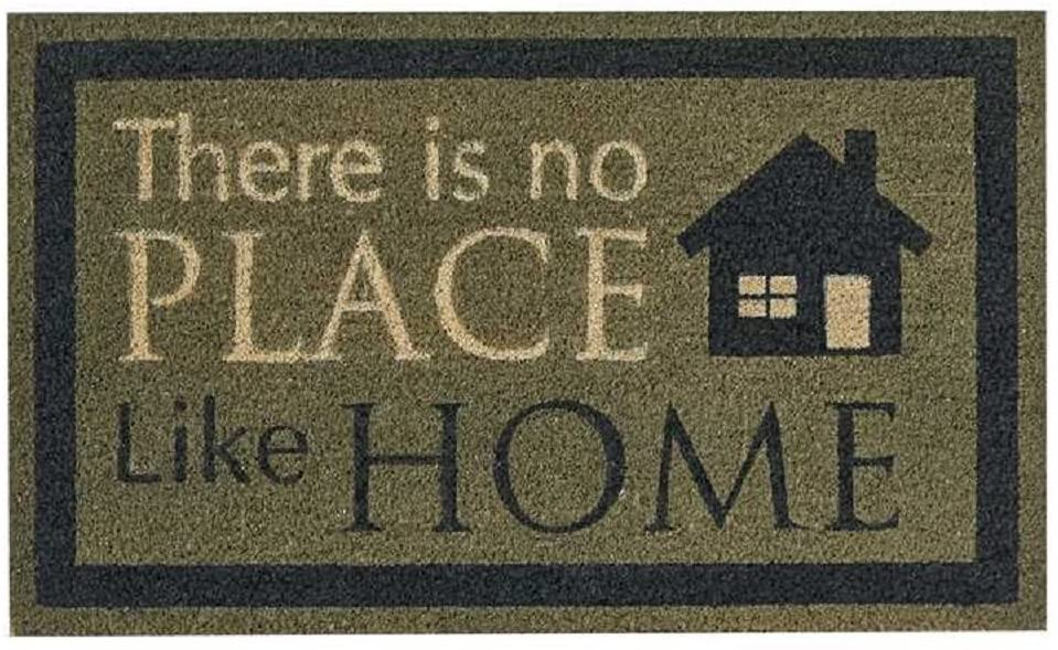 Park Designs No Place Like Home Doormat