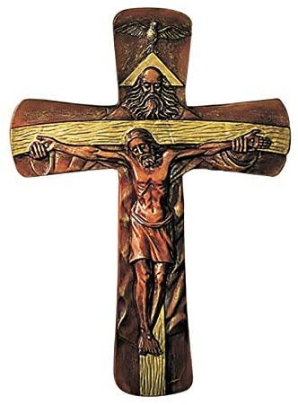 HOLY TRINITY WALL CROSS
