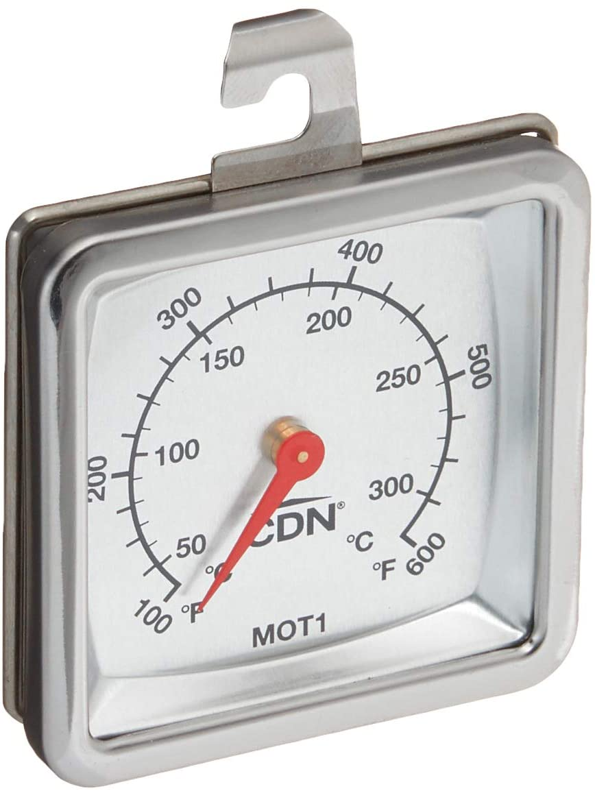 CDN MOT1 Multi-Mount Oven Thermometer
