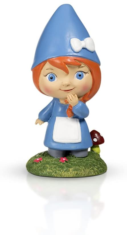 Little Girl Garden Gnome 4