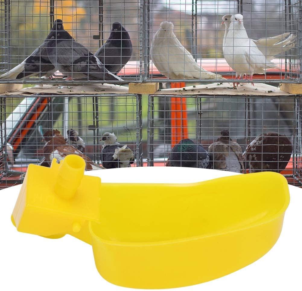 Bird Drinker, Hanging Good Pressure Resistance Eco-Friendly Bird Drinking Cups, Drinker for Bird