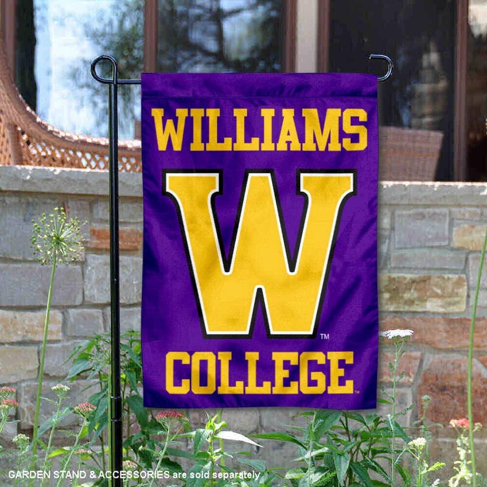 Williams College Ephs Garden Flag