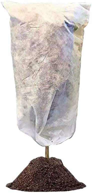 Pajadar Plant Covers,Winter Plant Frost Protection Cover, Rip Resistant Garden Plant Cover, for Outdoor or Indoor Upright Plants.