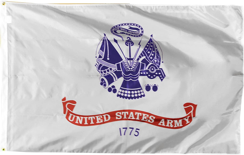 Heath Outdoor Products 25609 3-Feet by 8-Feet Army Flag