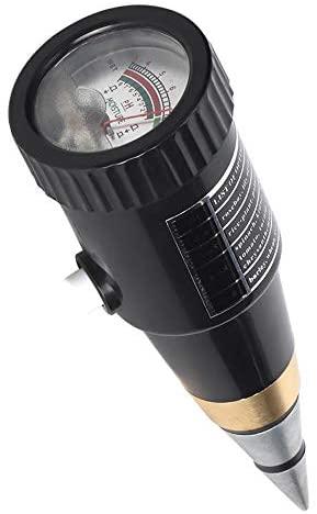 Ichiias Soil Tester, Soil Tester Moisture Test Meter Humidity Monitor PH Detector Instrument for Garden Plant