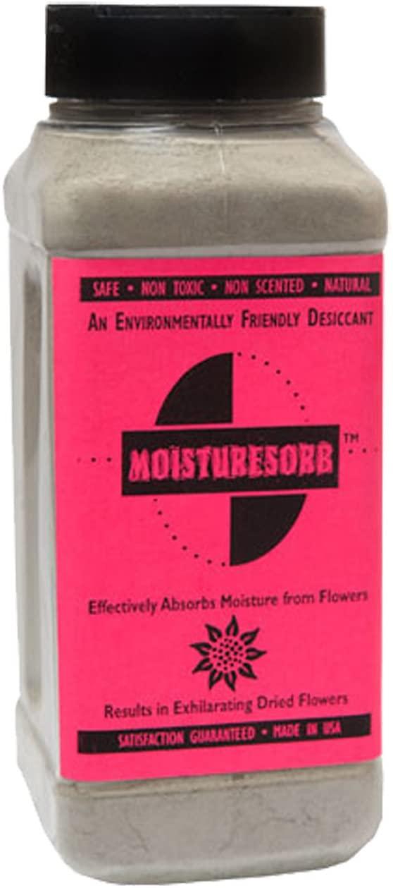 MOISTURESORB Natural Flower Drying Moisture Removal Eco Powder: 2 lb.