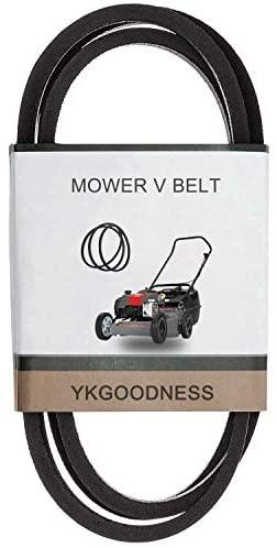 Ykgoodness Lawn Mower Deck Belt 1/2