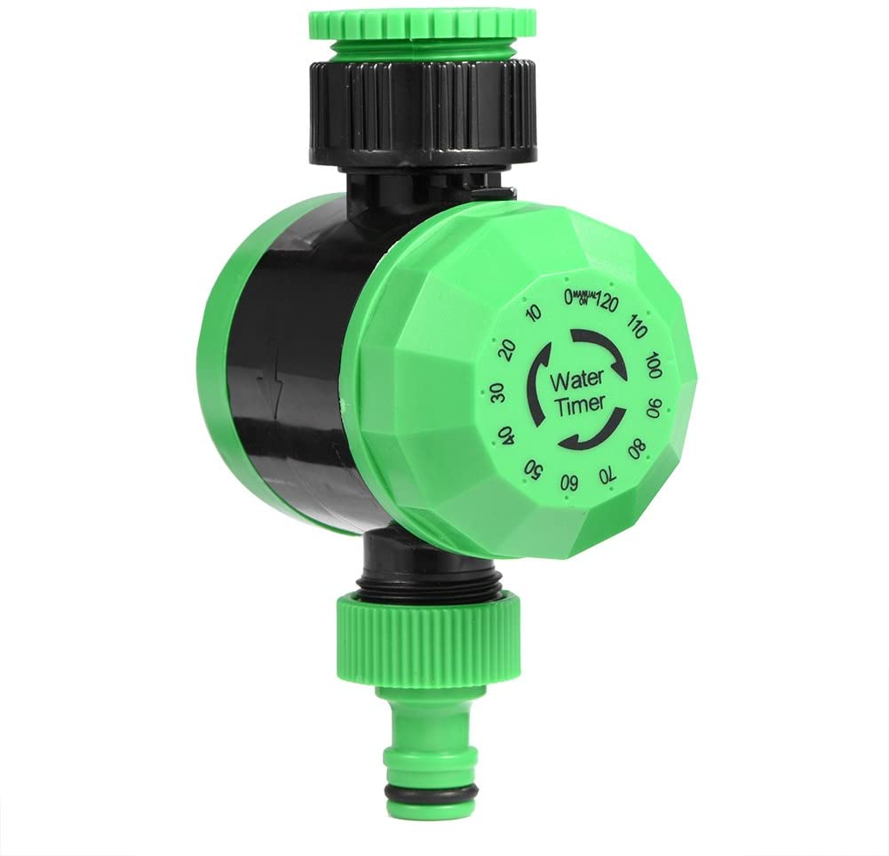 2-120 Minutes Outdoor Garden Hose Water Timer Irrigation Controller System Programmable Automatic Shut-Off