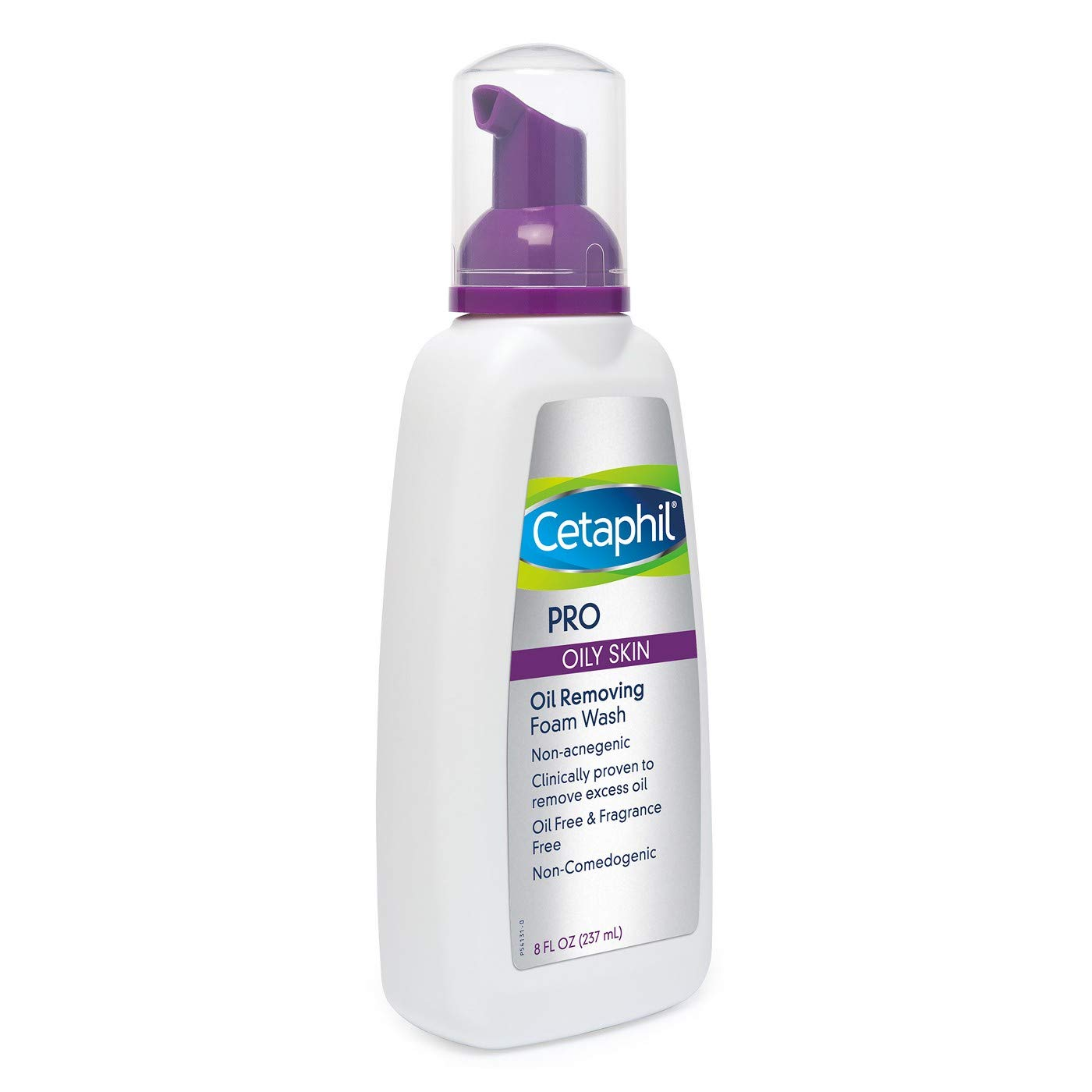 Cetaphil PRO DermaControl Oil Removing Foam Wash 8 oz - Packaging May Vary