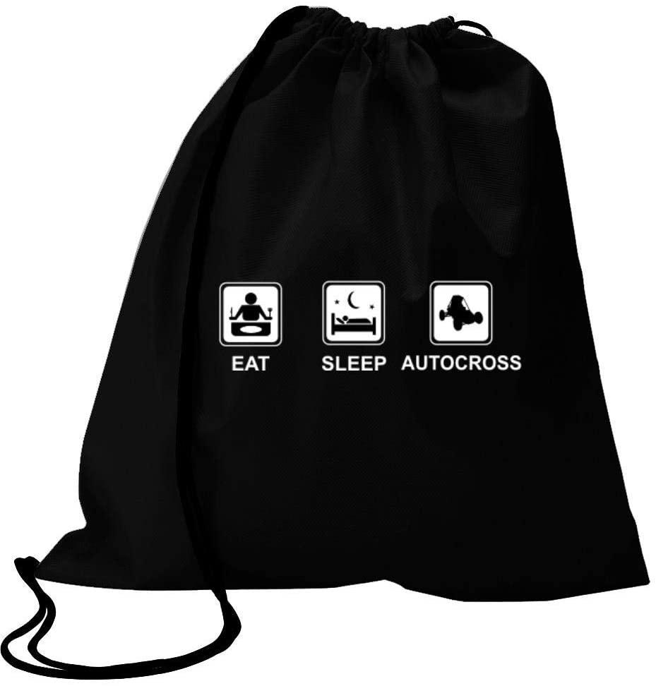 Idakoos Eat sleep Autocross Sport Bag 18