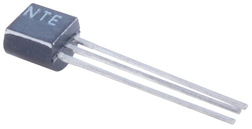 NTE Electronics NTE7225 Integrated Circuit Precision Temperature Sensor, TO-92 Package