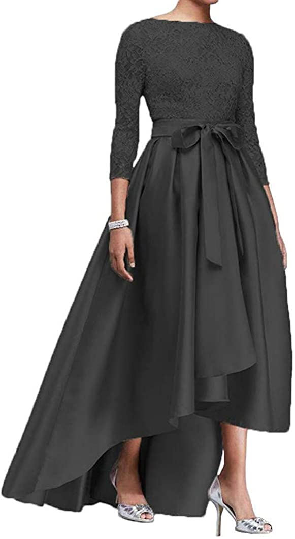 Mother of The Bride Dresses Plus Size Mother Dresses Long Formal Evening Gown Long Sleeve