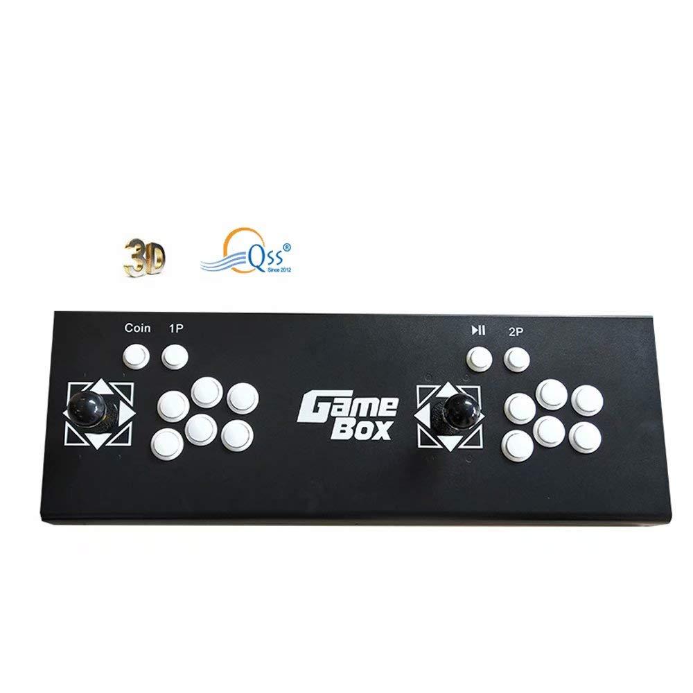 3D Moonlight Box Home Arcade Game Machine Game Joystick Game Console Pandora's Box 3333in1 Console
