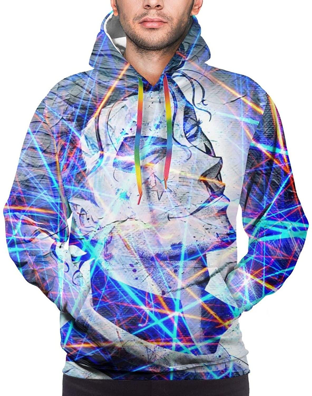 Hisoka Hunter X Hunter Hoodies Mans Sweatshirt Long Sleeve Pullover Hoody Tops