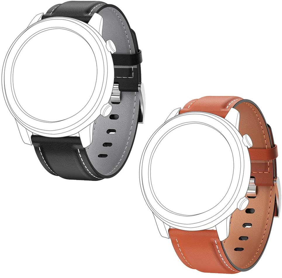 Smart Watch Replacement Band, Popglory Smartwatch Adjustable Band for DT78 Smart Watch for Men, Women