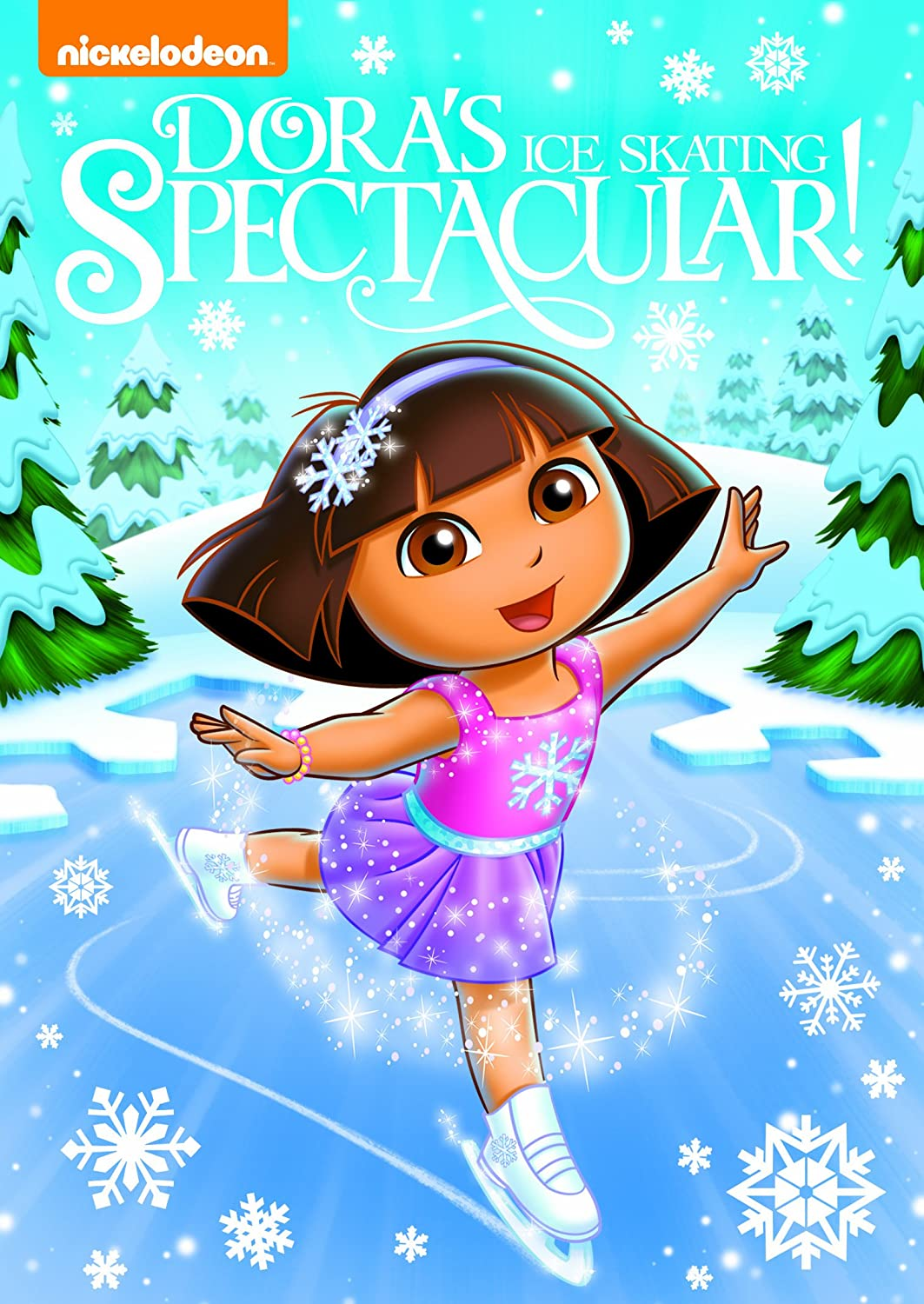 Dora the Explorer: Doras Ice Skating Spectacular