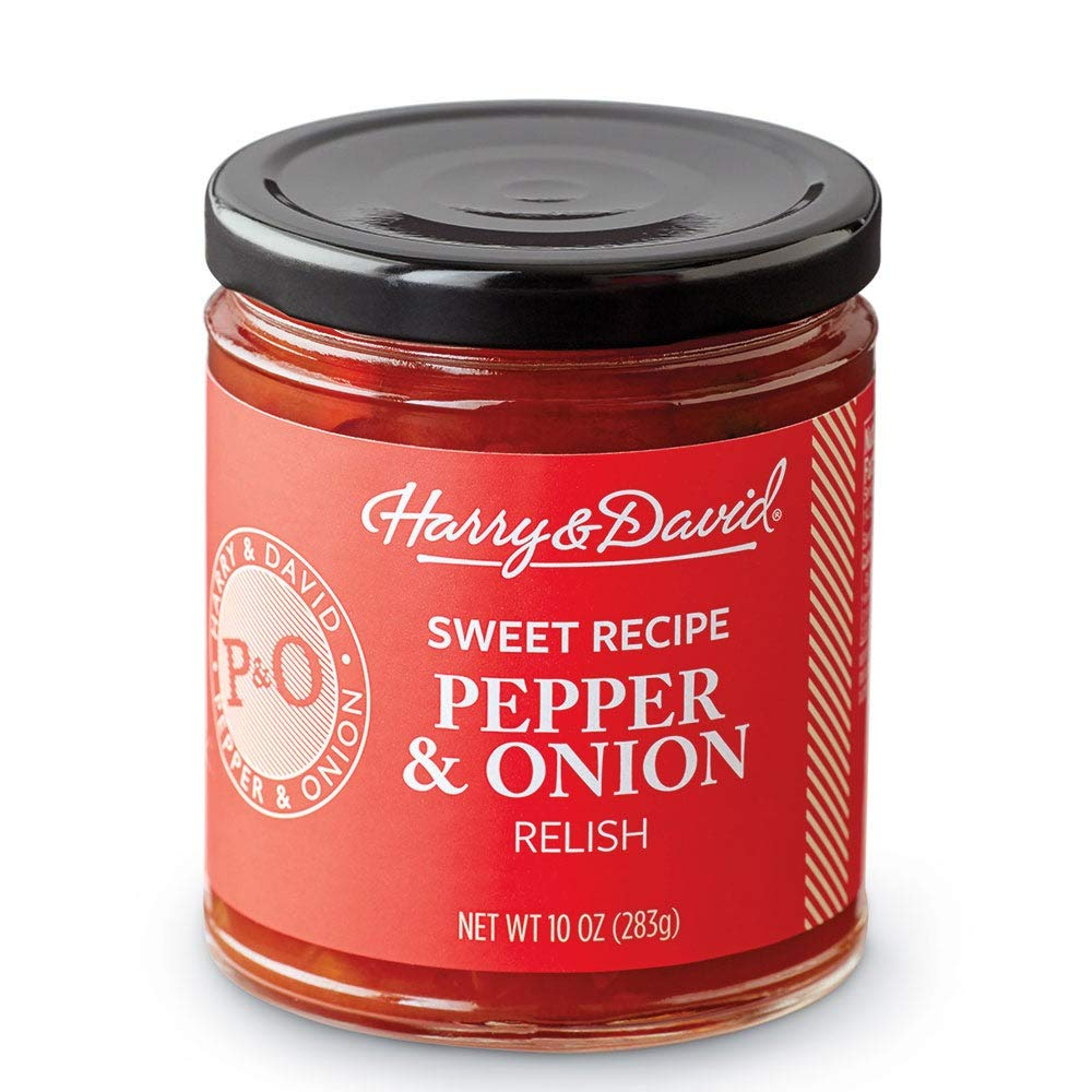 Harry & David Sweet Pepper & Onion Relish (10 Ounces)