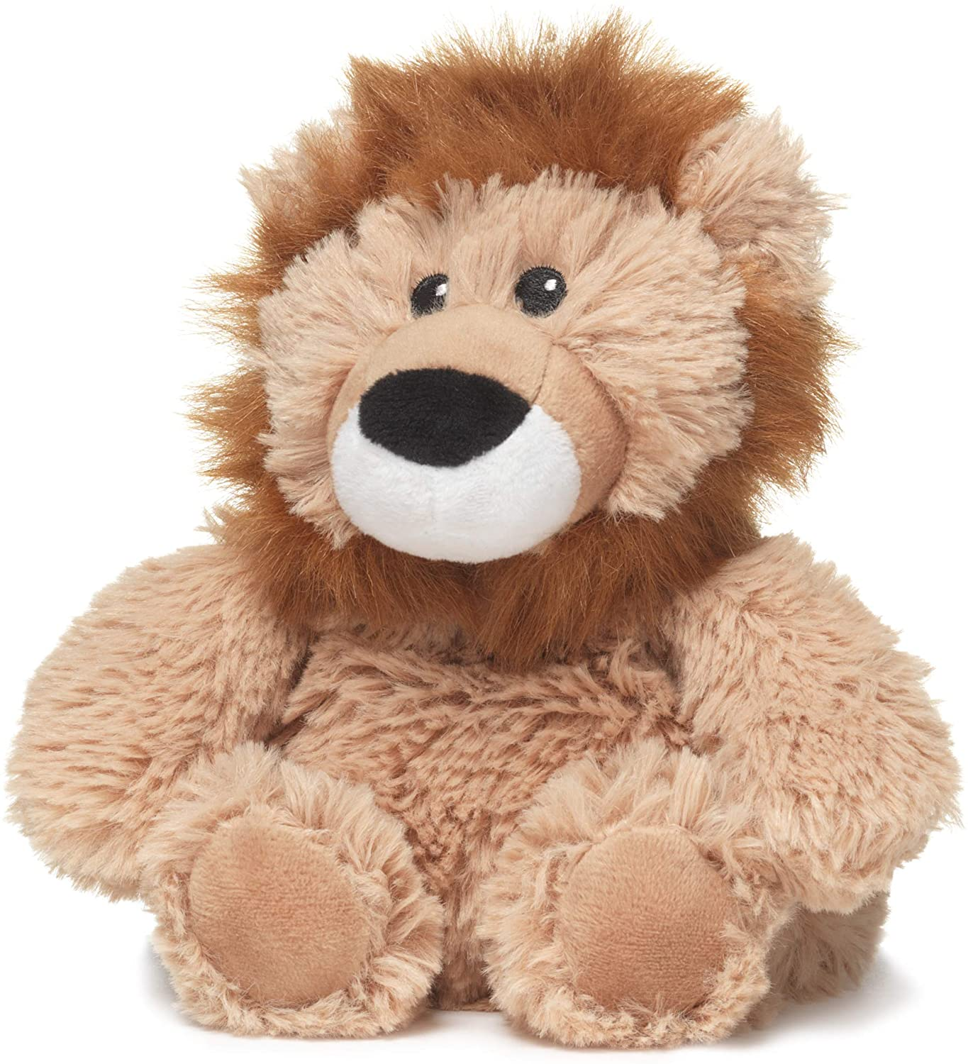 Warmies microwavable French Lavender Scented jr. Lion