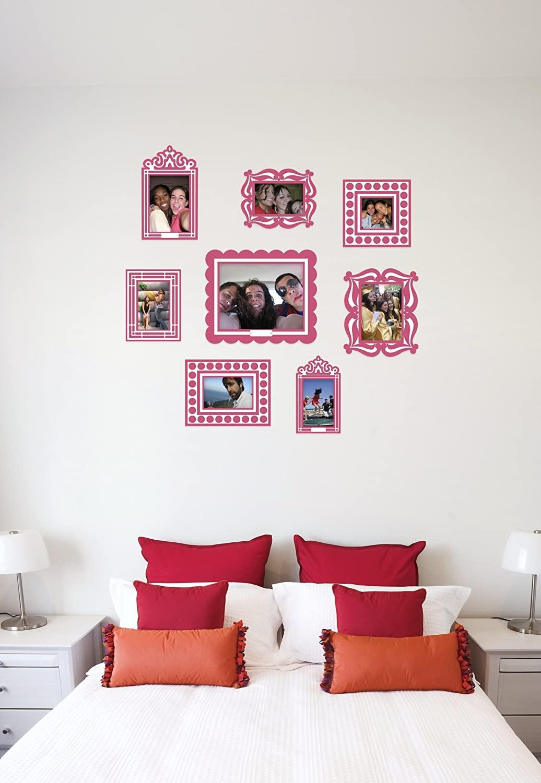BUTCH & harold Stickr Frame, Package of 8 Pink Frames