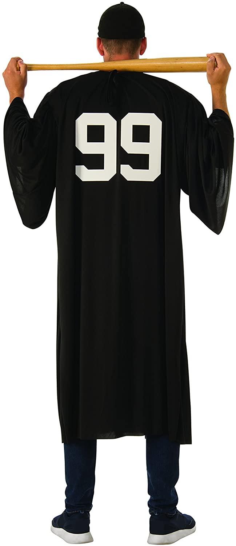 Rubie's Costume Co. Judge Bomber Robe 99 Black