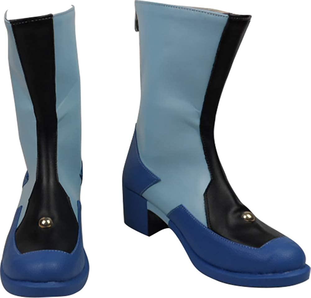 Phantom Cosplay Boots Boot Shoes Shoe for Sword Art Online Ayano Keiko