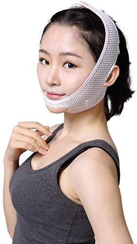 Facial slimming belt Face Slimming Mask, V-Line Chin Cheek Lift Up Band For Women, Facial Lifting Mask Thin Chin Wrinkle V Face Chin Cheek Lift Up Slimming Slim Mask Ultra-thin Belt Strap Band Practic