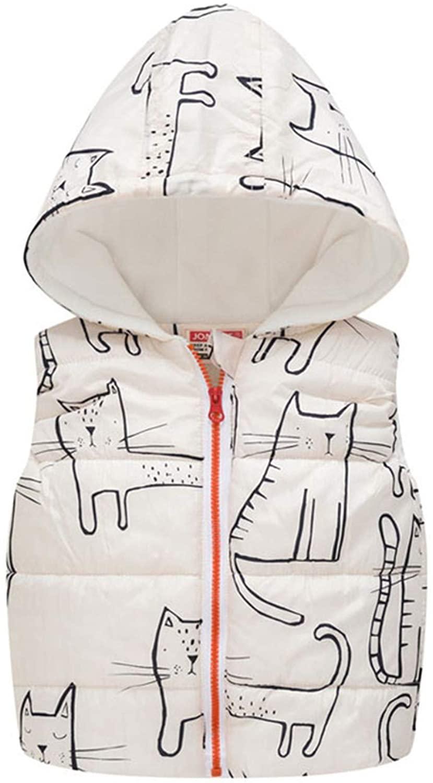 Boy Girl Winter Cotton Clothes Coat Hooded Jacket Outerwear Plus Velvet Warm 2-7Y Child Clothing Photo Color18 4T