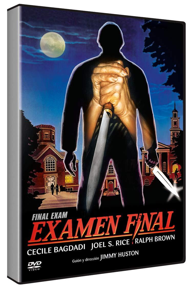 Final Exam - Examen Final - 1981 - (Non USA Format)
