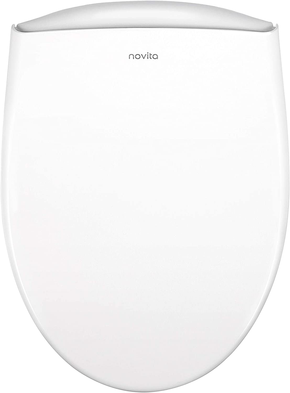 Kohler Novita BD-N450US-N0 Elongated White Bidet Seat
