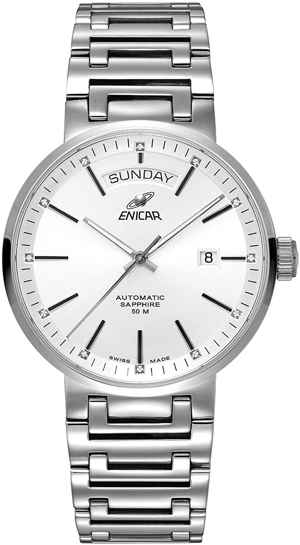 ENICAR Men's Original Mechanical Automatic Watch (Model No.: 362aA)