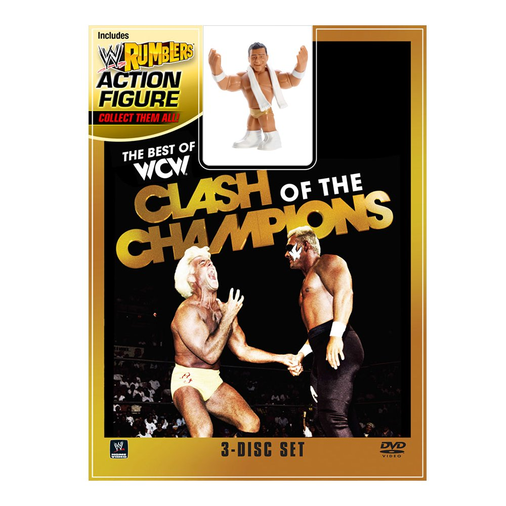 Best of WCW Clash of the Champions with Alberto Del Rio Rumbler