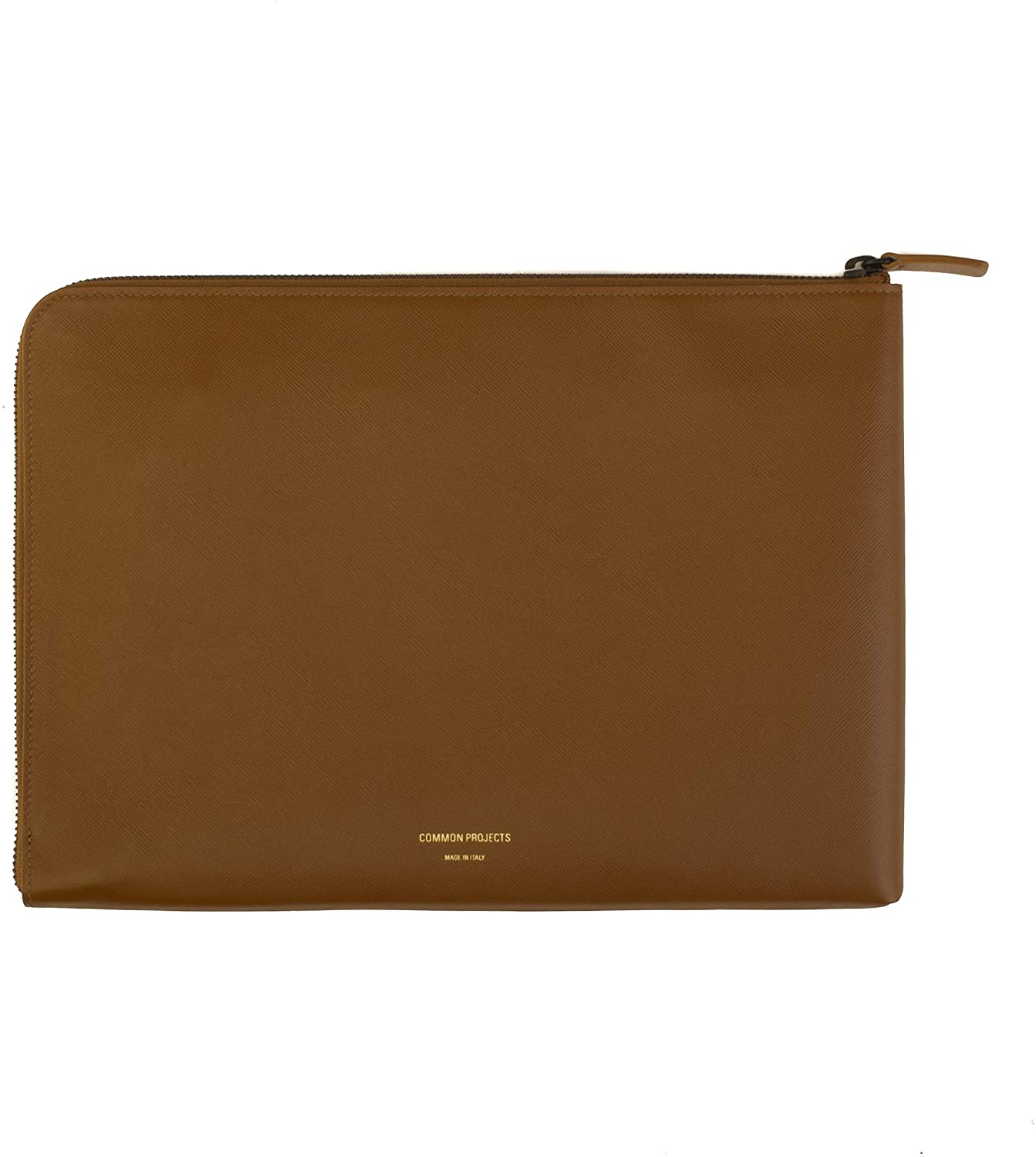 COMMON PROJECTS Men's Leather Folio Pouch Wallet Brown