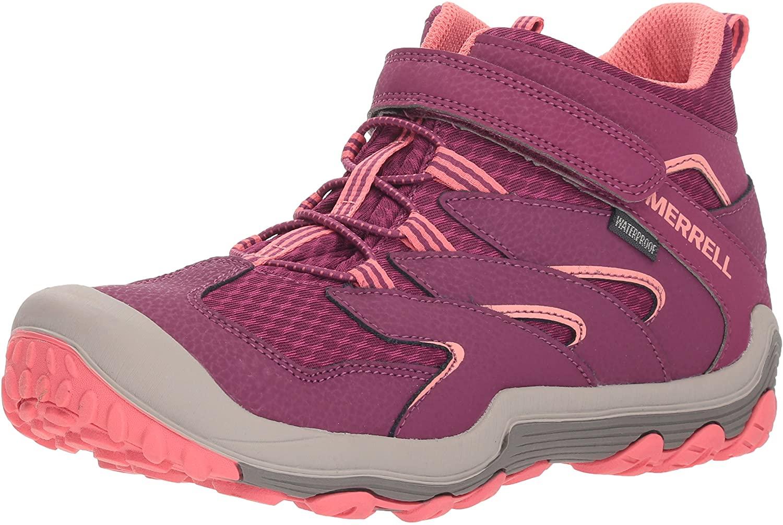 Merrell Kids M-Chameleon 7 Access Mid a/C WTRPF Hiking Shoe