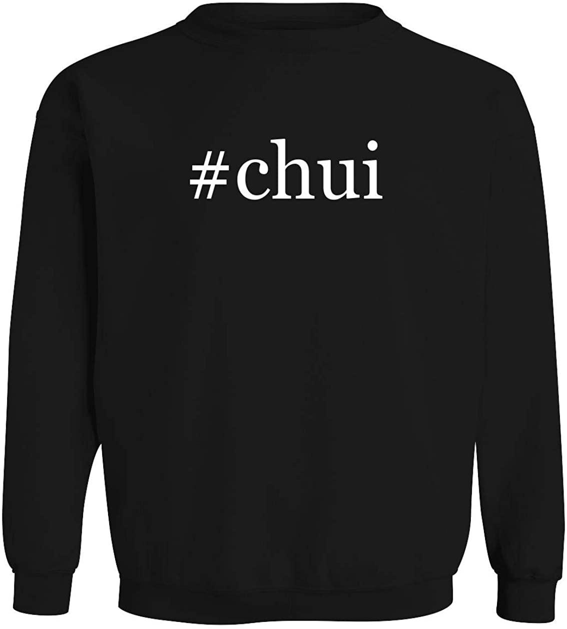 #chui - Men's Hashtag Soft & Comfortable Long Sleeve T-Shirt