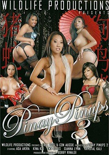 Pinay Pinups 3: Beauties from the Phillipines - Starring Asa Akira, Kina Kai, Emy Reyes