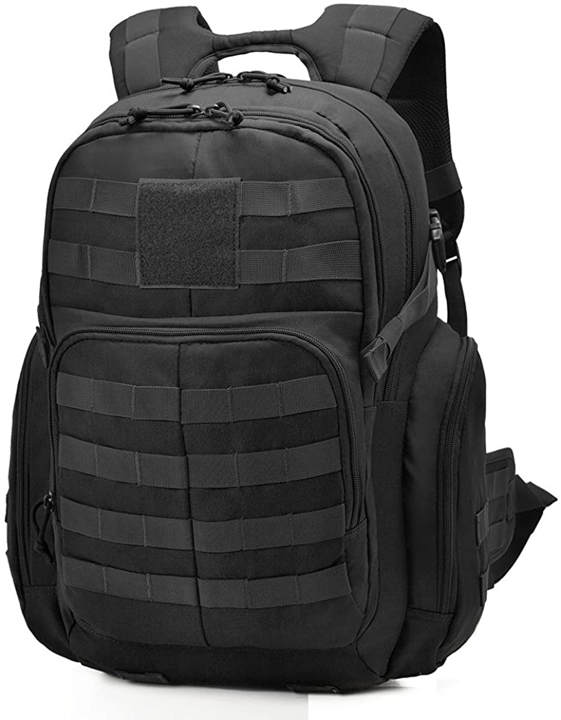 Mardingtop 25L/35L/40L Tactical Backpacks Molle Hiking daypacks for Motorcycle Camping Hiking Military Traveling