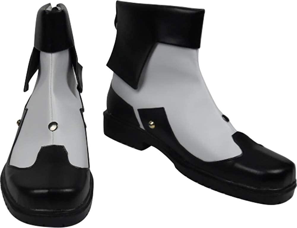 Phantom Cosplay Boots Boot Shoes Shoe for Sword Art Online Kirigaya Kazuto