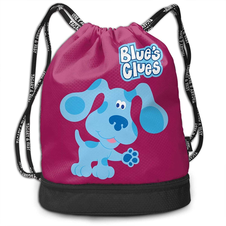 Fashion Boutique Blue's Clues Unisex Bundled Backpack Leisure Backpack