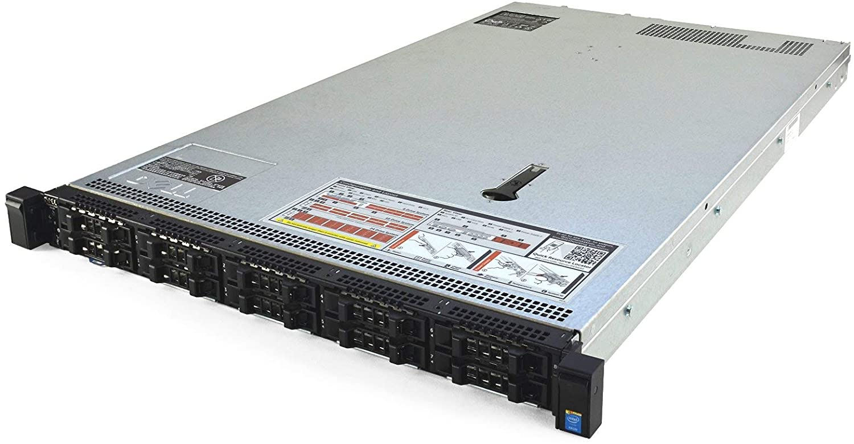 Dell PowerEdge R630 Server 3.10Ghz 20-Core 128GB 2X New 1TB SSD Rails ESXi 6.7 (Renewed)