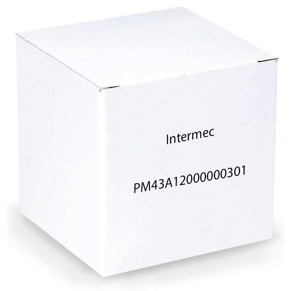 Intermec PM43A12000000301 Series PM43 TT Desktop Printer, 300 DPI, Touch Interface, WiFi, Serial, USB, Ethernet, Fixed Hanger, Thermal Transfer, US Power Cord